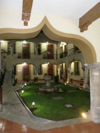 Hotel Montejo: vista nocturna