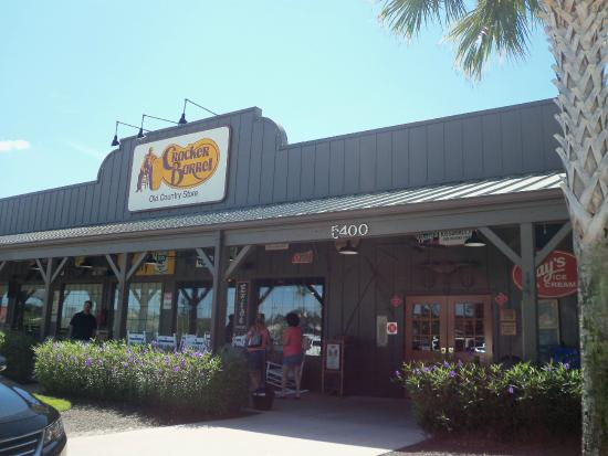 Homely Southern Style Decor Picture Of Cracker Barrel