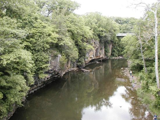Bourbonnais (IL) United States  City new picture : ... Map Picture of Kankakee River State Park, Bourbonnais TripAdvisor