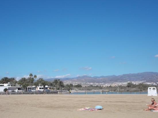 Stranden - Picture of Playa de Maspalomas, Maspalomas - TripAdvisor