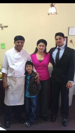 Sharma family - Picture of Sharma's