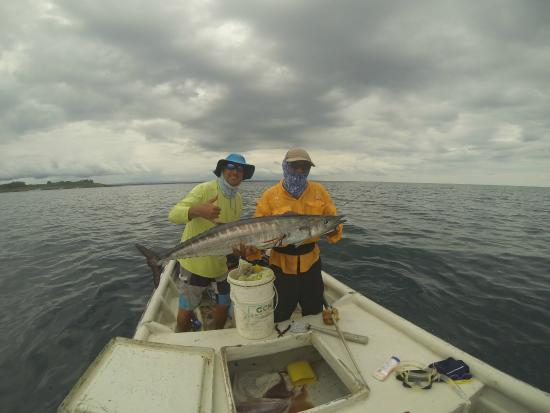 Casita Margarita: FISHING success!  A tour you just GOTTA DO!!!!