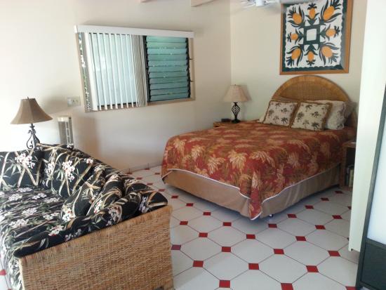 Eva Villa: sleeping area