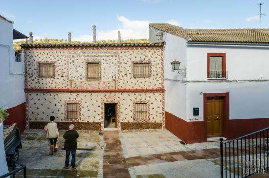 Montoro, Spain: Casa de las Conchas