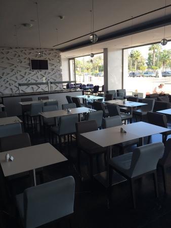 Sun Hall Hotel: Ground floor Dining Area