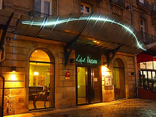 Photo of Hotel du Faisan Bordeaux
