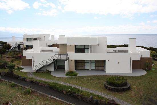 Cantinho das Buganvilias Resort : Vue extérieure de l'appartement