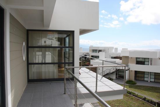 Cantinho das Buganvilias Resort : Terrasse