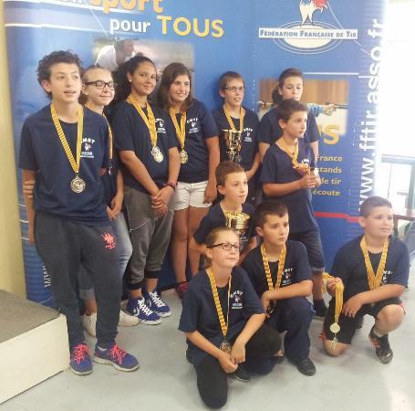 Club Marignanais Sportif Tir