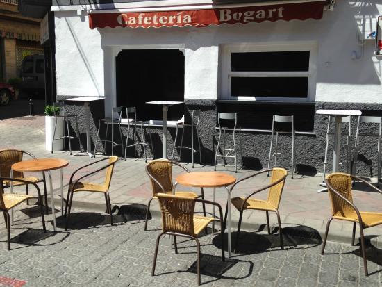 Cafeteria Bogart