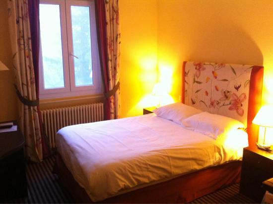 Grand Hotel Des Bains : chambre individuelle no 311
