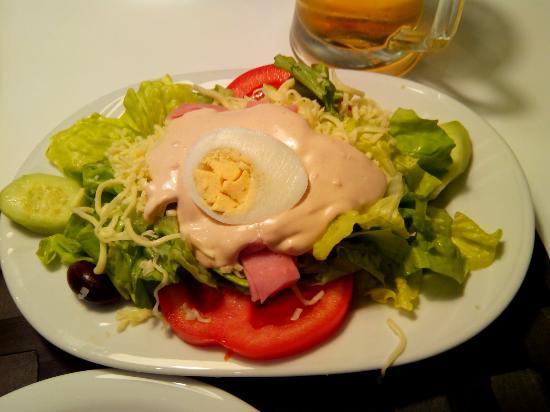 Ensalada Chef