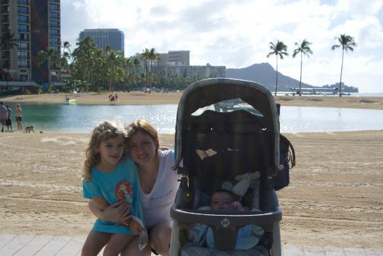 Waikiki Marina Resort at the Ilikai : Laguna del Hilton