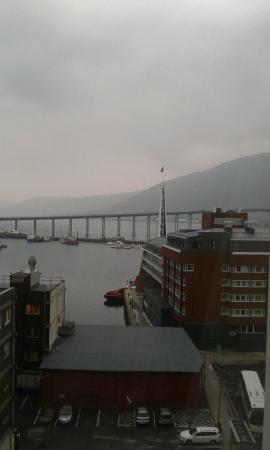 Radisson Blu Hotel, Tromso: Vista desde el hotel