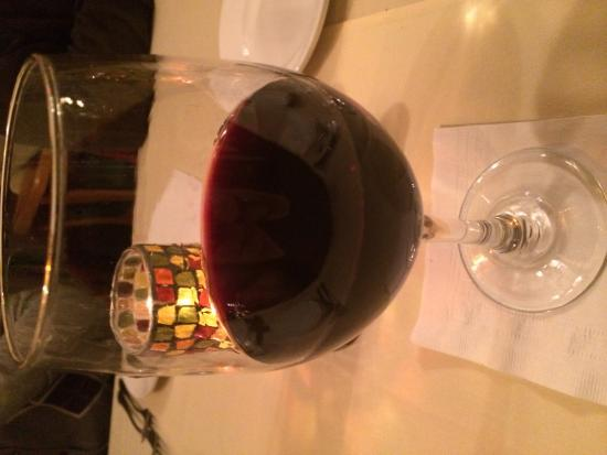 Elizabethtown, NY: Red wine Sangiovese blend