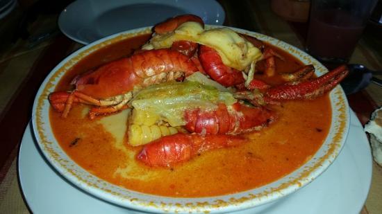 Tradicion Arequipena: CHUPE DE CAMARONES