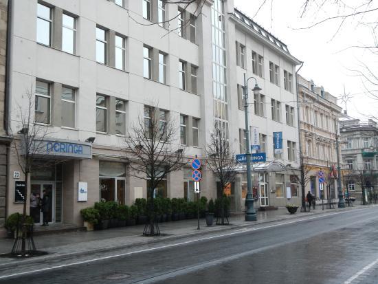 Neringa Hotel  Foto Di Restaurant Neringa, Vilnius. StarWorld Hotel. Apex City Hotel. Hotel Alpenschloessl. Greene Street Apartments. Nacional Inn Limeira Hotel. Barali Beach Resort. Hotel Savoy. Comfort Inn Blue Shades