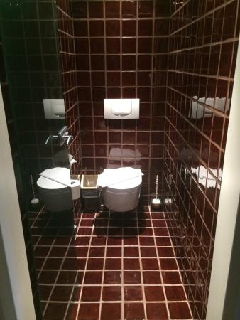 Wc separato dal resto del bagno - Foto di Natur & Spa Hotel ...