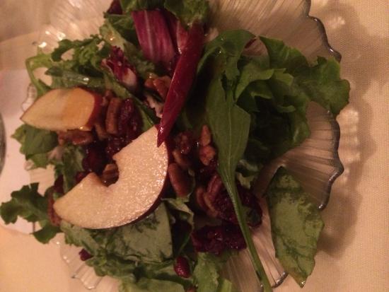 Elizabethtown, Nova York: Mixed salad
