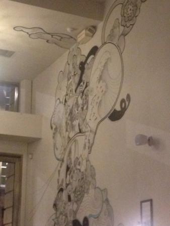 Zizzi - Newcastle: Nice interior decor