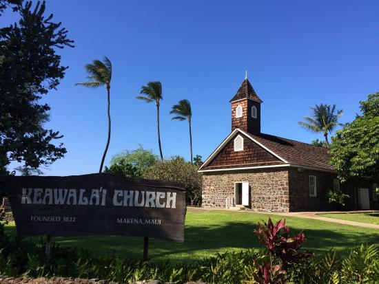 ‪Keawala'i Congregational Church‬