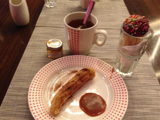 Feast: dessert