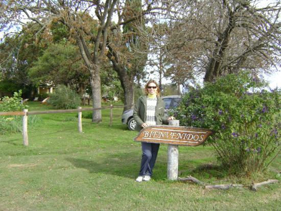 Estancia El Gateado : lugar muy acogedor desde el inicio !!!!