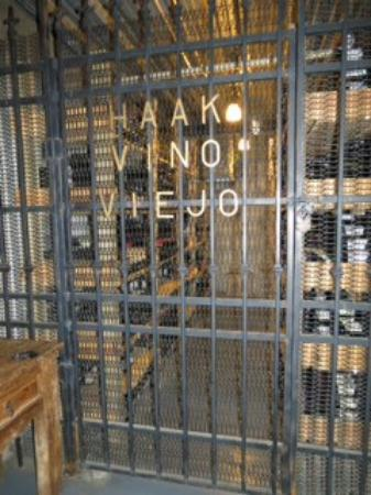 Haak Vineyards and Winery, Inc.: lots of wine
