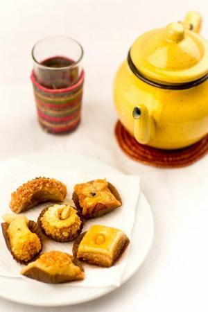 Pause Gourmande: Pâtisserie Marocaine
