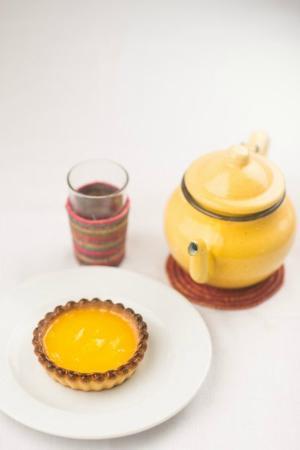 Pause Gourmande: Tarte Citron