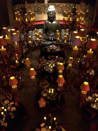 Buddha Bar : de cima