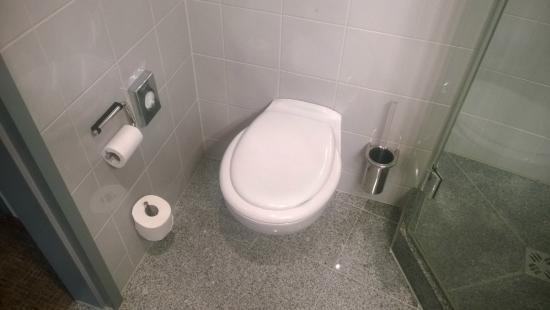 K+K Hotel Elisabeta: Toilet