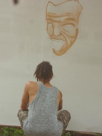 Hostal Kasa Guane: ARTE EN KASA GUANE