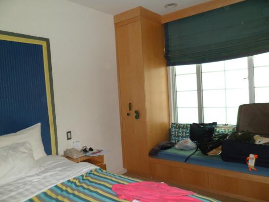 Washington Park Hotel: habitacion!