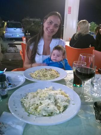 Cafe Sicilia : pasta