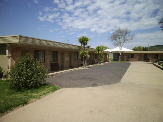 Blayney Goldfields Motor Inn: Rooms