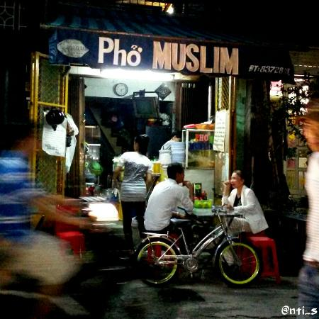 Great Halal Food Review Of Pho Muslim Ho Chi Minh City Vietnam Tripadvisor