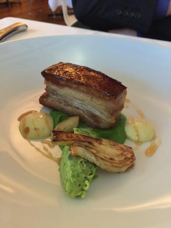 Ashcrofts Bistro: Entree - Pork