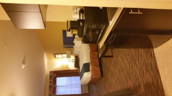 Holiday Inn Express & Suites Denver North: The room
