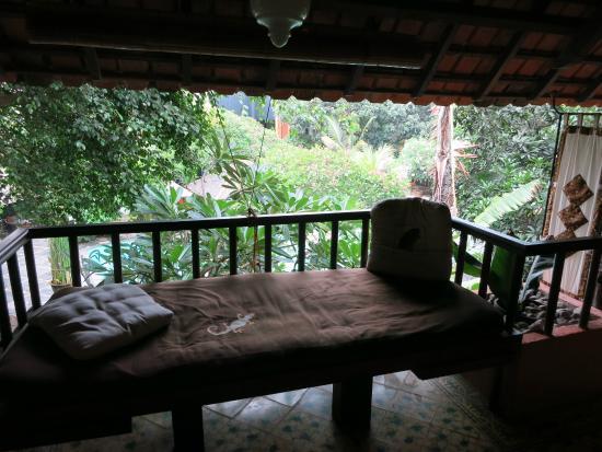 Dusun Jogja Village Inn : nice outdoor area