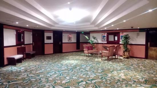 Dubai Grand Hotel By Fortune: Room Lobby