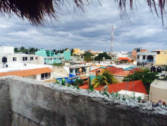 Elements of the Island: View from the rooftop