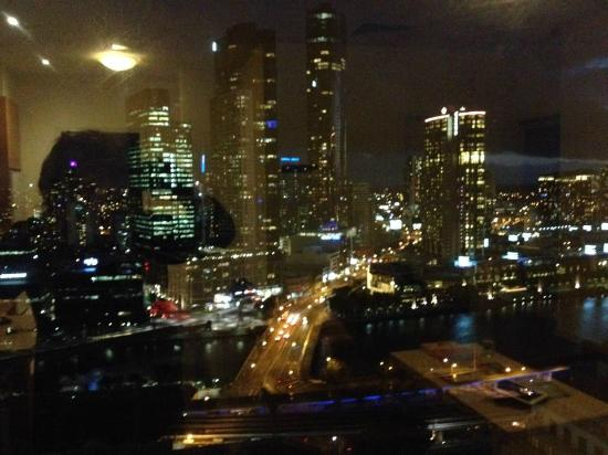 Oaks on Market: Night view