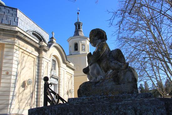 Palacio Real de El Pardo : detalhe