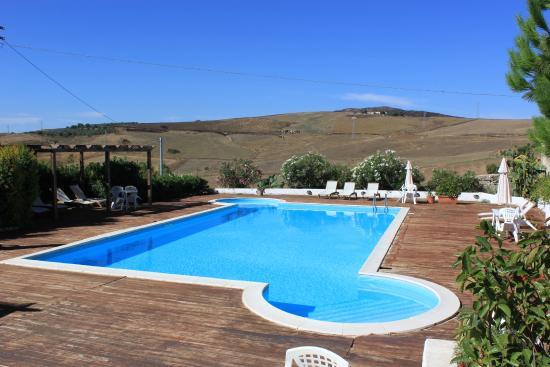 Agriturismo Sant'Agata : Fantastic pool area