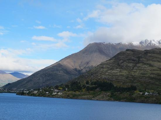 Villa Del Lago: view from our apartment