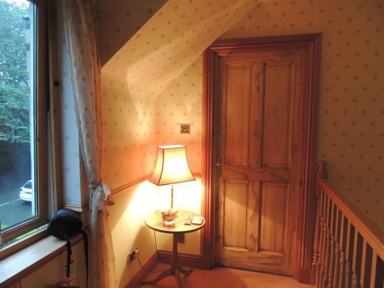 Kildonan Lodge Hotel: room entrance