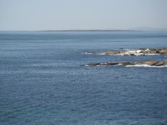Bantry Bay International Vacation Resort: View from Balcony