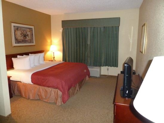 Country Inn & Suites By Carlson, Houston Intercontinental Airport South : Zimmer