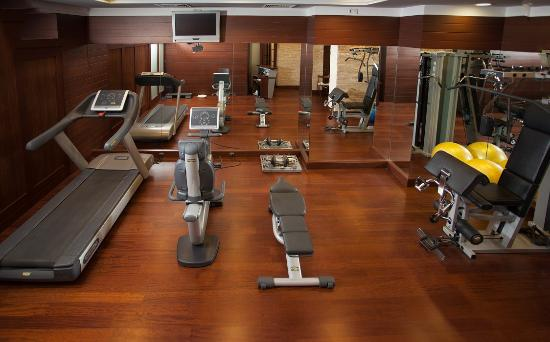 Ege Palas: Fitness Center